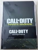 Official Call of Duty Infinite Warfare Notebook