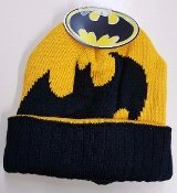 Batman - Knitted Logo Beanie