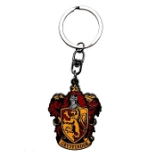 "HARRY POTTER - ""Gryffindor"" Metal Keychain"