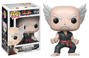 POP! GAMES: TEKKEN - HEIHACHI
