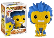 POP! GAMES: STREET FIGHTER - BLANKA - YELLOW LIMITED