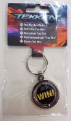 Official Tekken You Win Keychain