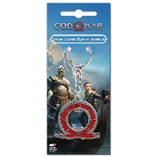 God of War Keychain Serpent Bottle Opener