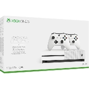 Xbox One S 1TB Two-Controller Console Bundle