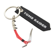 Shadow of the Tomb Raider 3D Pickaxe Keyring / Keychain