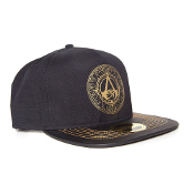 ASSASSIN'S CREED Origins Gold Crest Logo Adjustable Cap