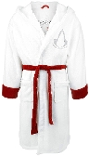Assasin's Creed, White Bathrobe, Adults, One Size