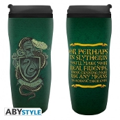 "HARRY POTTER - Travel mug ""Slytherin"""
