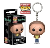Pocket Pop! Keychain: RICK & MORTY - MORTY