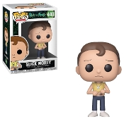Rick & Morty Funko POP! Animation Slick Morty Vinyl Figure #440