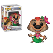 Funko Lion King Pop! Disney Luau Timon #500