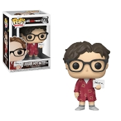 Funko Pop! The Big Bang Theory Leonard Hofstadter (In Robe)