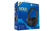SONY Gold Wireless Headset - Black Edition