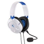 Turtle Beach Recon 50P White Gaming Headset for PS4/Xbox One/PC