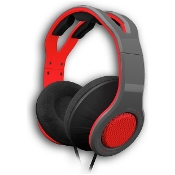 Gioteck TX-30 Xbox One, PS4, Switch, PC Headset - Red