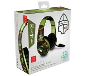 XP-Cruiser Woodland Camo Multi Format Stereo Gaming Headset