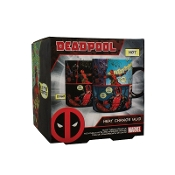 MARVEL - Deadpool Heat Change Mug