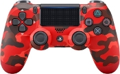 Sony - DualShock 4 Wireless Controller - Red Camouflage