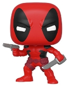80th Anniversary Funko POP! Marvel Deadpool Vinyl Figure