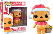 DISNEY HOLIDAY - WINNIE THE POOH #614 - FUNKO POP! VINYL FIGURE