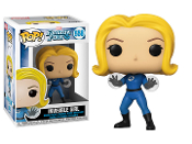 Funko Pop! Fantastic Four - Invisible Girl #558