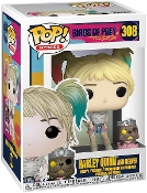 POP! Heroes - Birds of Prey #308 Harley Quinn and Beaver