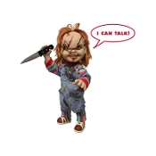 CHILD'S PLAY - Chucky Bad Guy with Sound Mega 38cm
