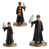 HARRY POTTER - Harry Potter & Hedwig - Year 1- 12cm