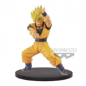 DRAGON BALL - Collection Figurine Super Saiyan Son Goku 16cm