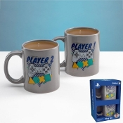 PLAYSTATION - Player One and Player Two Mug Set