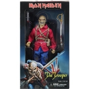 Iron Maiden - Eddie The Trooper - Clothed Retro Action Figure
