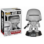 Funko POP! Star Wars Episode VII - First Order Snowtrooper