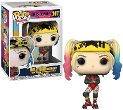 Funko POP! Heroes - Birds of Prey #307 Harley Quinn
