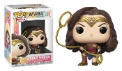 Funko Pop! Vinyl DC Wonder Woman (1984) #321 Wonder Woman