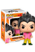 Funko Pop! Dragonball Bad Man Vegeta #158 Exclusive Vinyl Figure