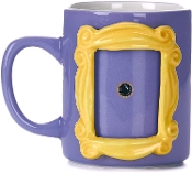 Friends Picture Frame Shaped Ceramic Mug