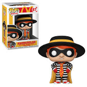 Funko Pop! McDonald's - Hamburglar #87