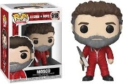 Funko Pop! TV: La Casa De Papel - Moscu'