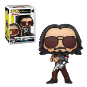 Funko POP! Games: Cyberpunk 2077 - Johnny Silverhand with Guns