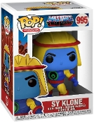 Funko POP! TV: Masters Of The Universe - Sy-Klone #995