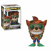 Funko Pop! Crash Bandicoot - Scuba Crash #421
