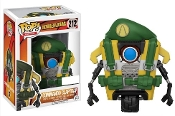 Funko Commando Claptrap #212 POP! Games Borderlands Vinyl Figure