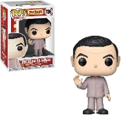 Funko POP TV Mr. Beans Pajamas