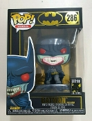 Funko Pop! Batman 80th Anniversary - Batman Red Rain #286 Vinyl