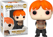 Funko Pop! Ron Weasley Puking Slugs With Bucket #114