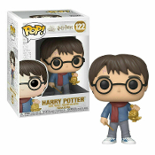 Funko POP! Harry Potter With Golden Hedwig #122