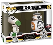 Funko Pop! Star Wars D-0 & BB-8 2pack
