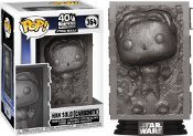 Funko Pop! Starwars : Han Solo Carbonite - #364