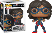 Funko Pop! Avengers Gameverse - Kamala Khan (Stark Tech) #631