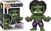 Funko Pop! Avengers Gameverse - Hulk (Stark Tech Suit) #629